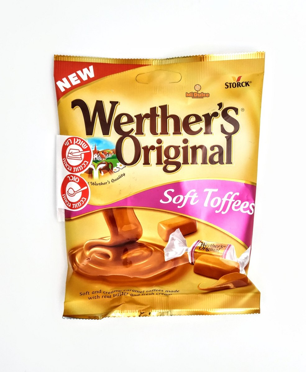 Werthers Soft Toffees