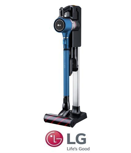 שואב אבק אלחוטי סדרת A9  עוגן כחול LG דגם A9BEEDING