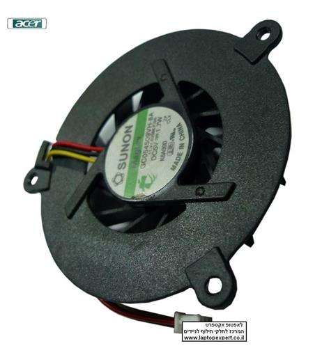 מאוורר למחשב נייד אסוס Asus  F3 / F3J / A6J CPU Laptop Fan GC054509VH-8A 11.V1.B2088.F.GN