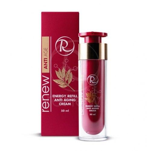 רניו אנטי אייג' קרם הזנה פעיל אנטי אייג'ינג - Renew Anti Age Energy refill anti aging cream