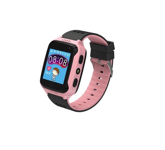 שעון GPS לילדים - KidiWatch Lite ורוד