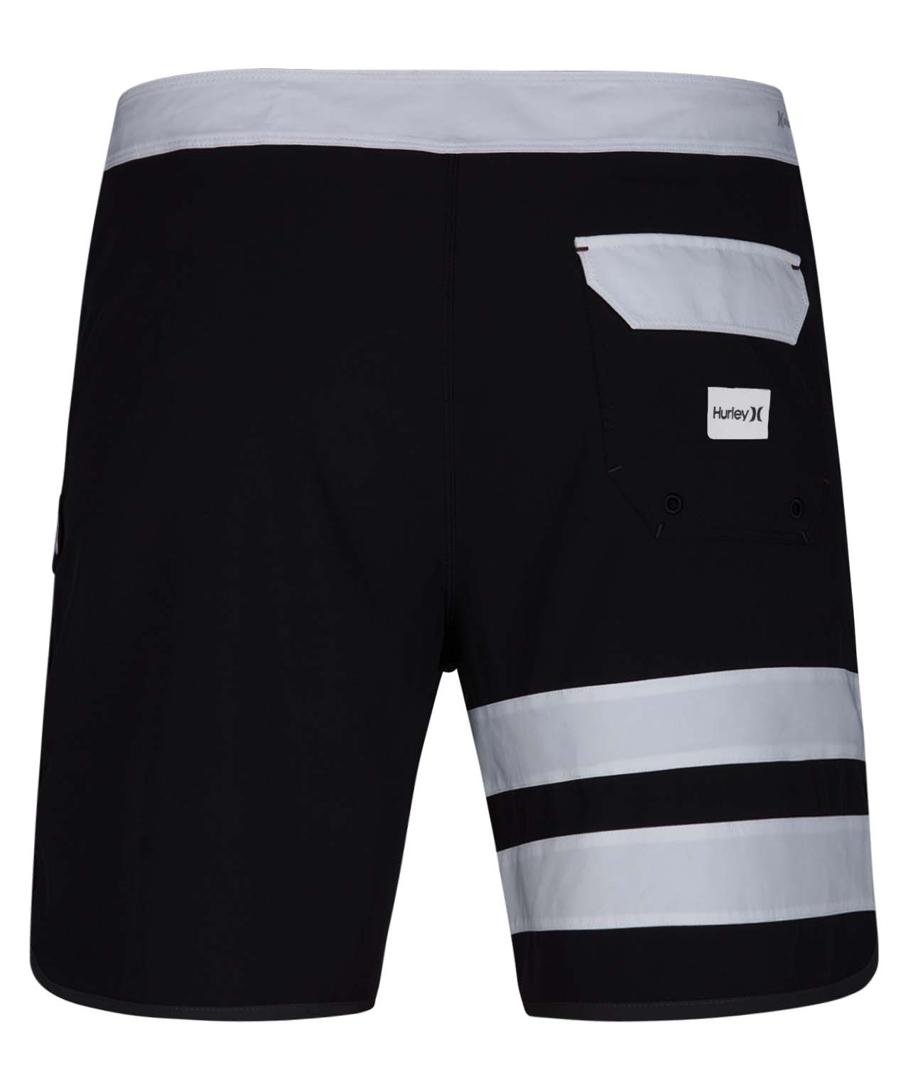 HURLEY PH BP SOLID BLK