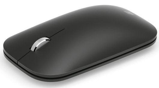עכבר אלחוטי Microsoft Wireless Bluetooth Mouse KTF-00012 מיקרוסופט - צבע שחור