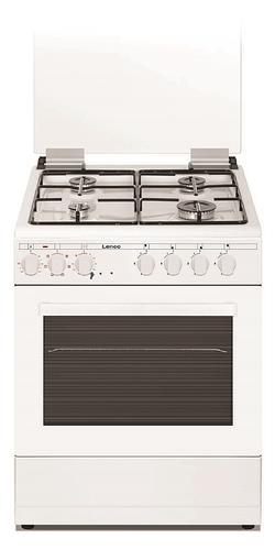 תנור אפיה Lenco LFS6089IXT כולל להבת ווק
