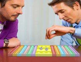 משחק פופיט זוגי ייחודי - שש בש