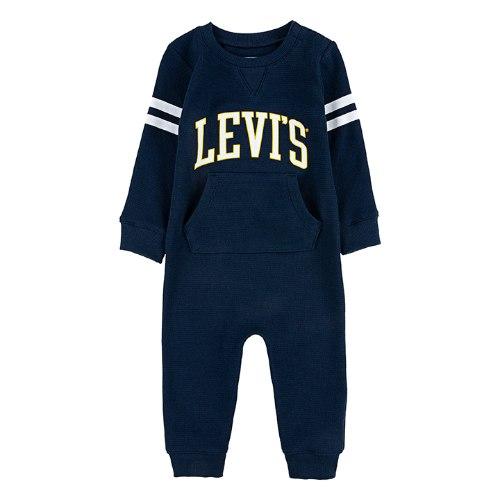 אוברול תינוקות כחול LEVIS
