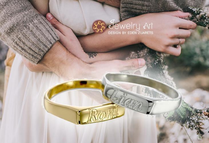 טבעת חותם קלאסית