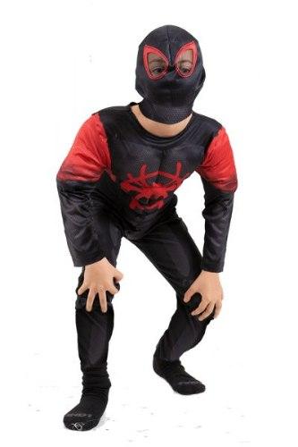 ספיידרמן שחור