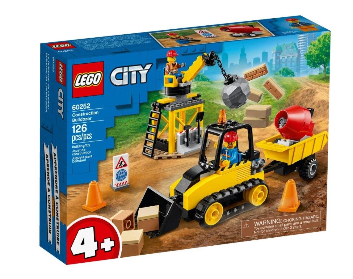 Lego City 60252