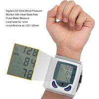 מד לחץ דיגיטלי משולב  בדיקת דם ודופק  ck102