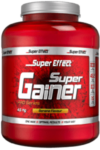 גיינר סופר אפקט סופר גיינר 4.5 קג Super Effect Super Gainer