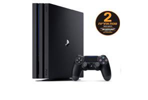 אחריות יבואן רשמי  Playstation 4 PRO 1TB