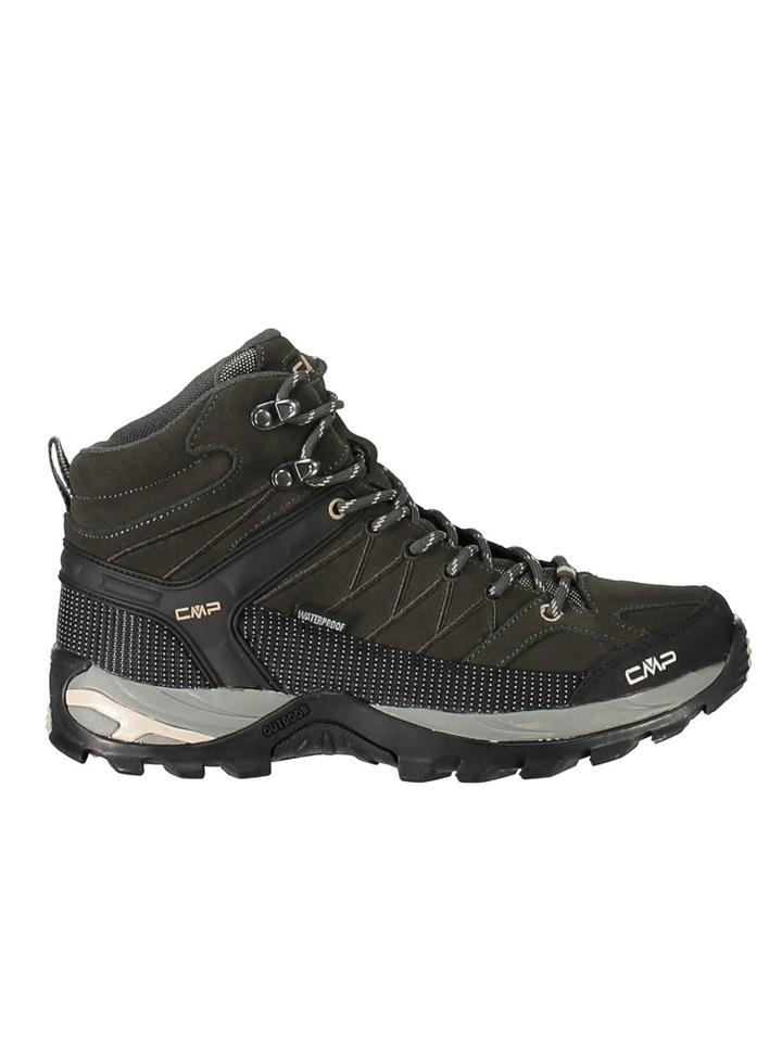 נעלי הרים גברים לטיולים - CMP RIGEL MID Men 3Q12947-69BM