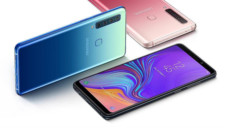 עותק של טלפון סלולרי Samsung Galaxy A9 (2018) SM-A920F 128GB 6GB RAM סמסונג