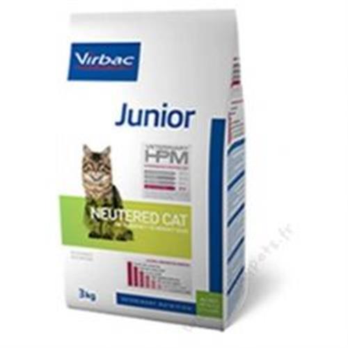 """וירבק לחתול ג'וניור 3 ק""""ג"""