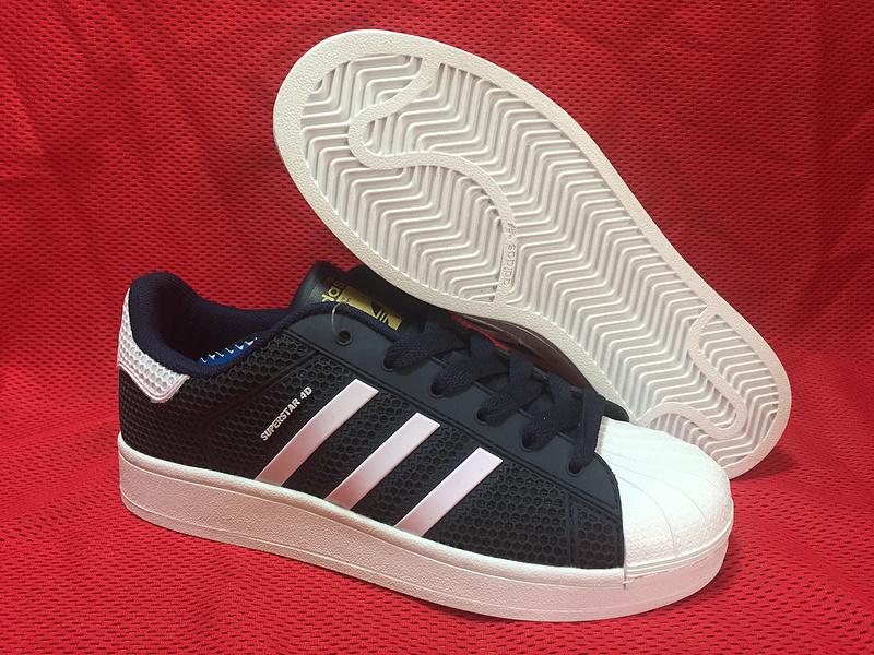 san francisco 3ca08 4e55d נעלי adidas superstar 4D מידות 36-44 LIMITED