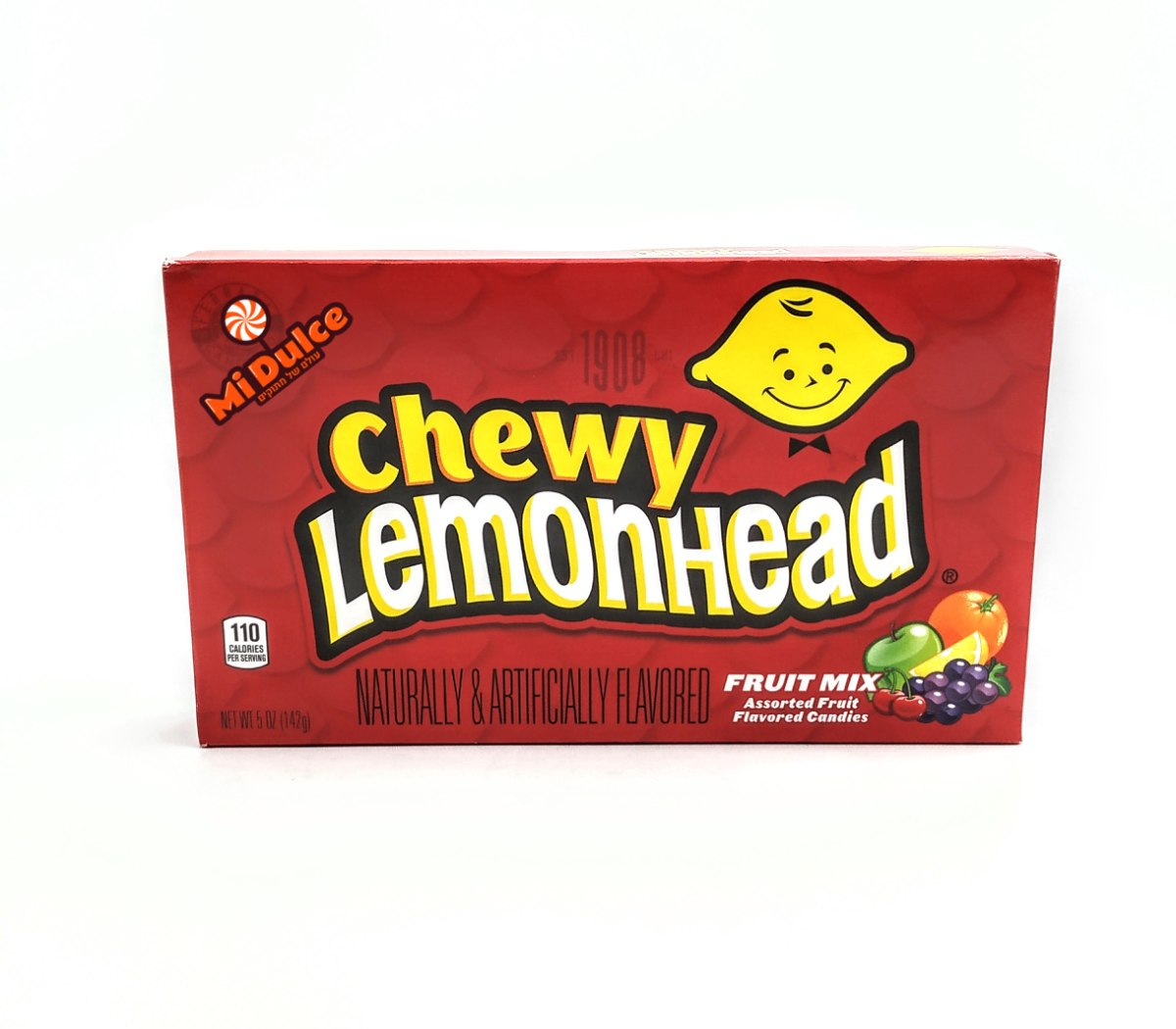 Lemonhead Fruit Mix