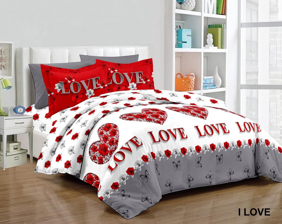 סט מלא מתכוננת דגם אהבה לנצח