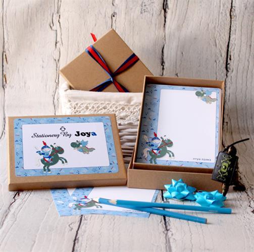חבילת מכתביות אישיות