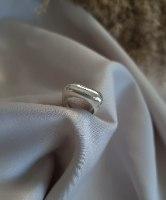 טבעת שיקגו כסף