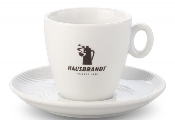 ספל קפוצ'ינו עם תחתית האוסברנדט Hausbrandt Legend New