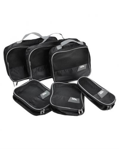 קוביות אריזה סט של 6 CABIN MAX- מצויין לארגון התיק או המזוודה
