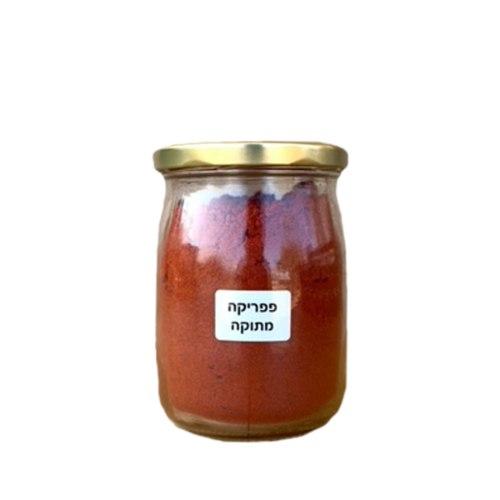 צנצנת פפריקה מתוקה 200 גרם
