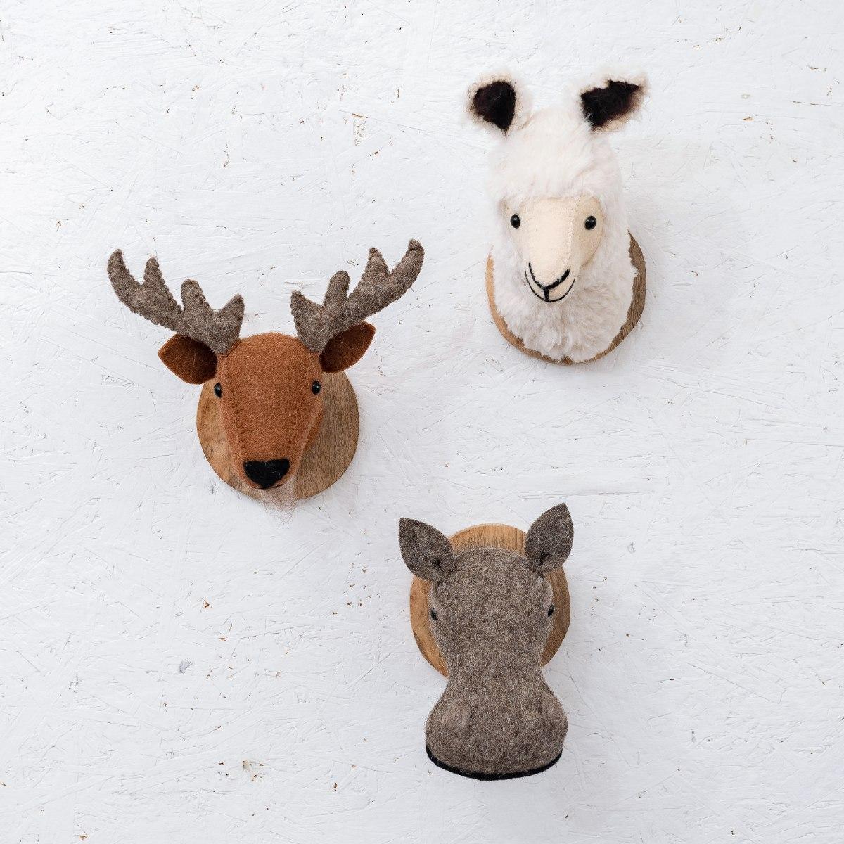 שלישיית חיות חמודות