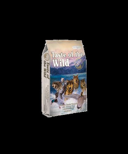 """taste of the wild לכלב בוגר ברווז 2 ק""""ג"""
