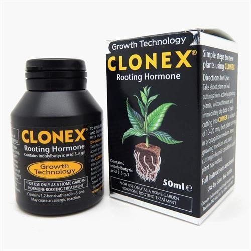 """הורמון השרשה קלונקס ג'ל 50 מ""""ל Clonex Gel"""
