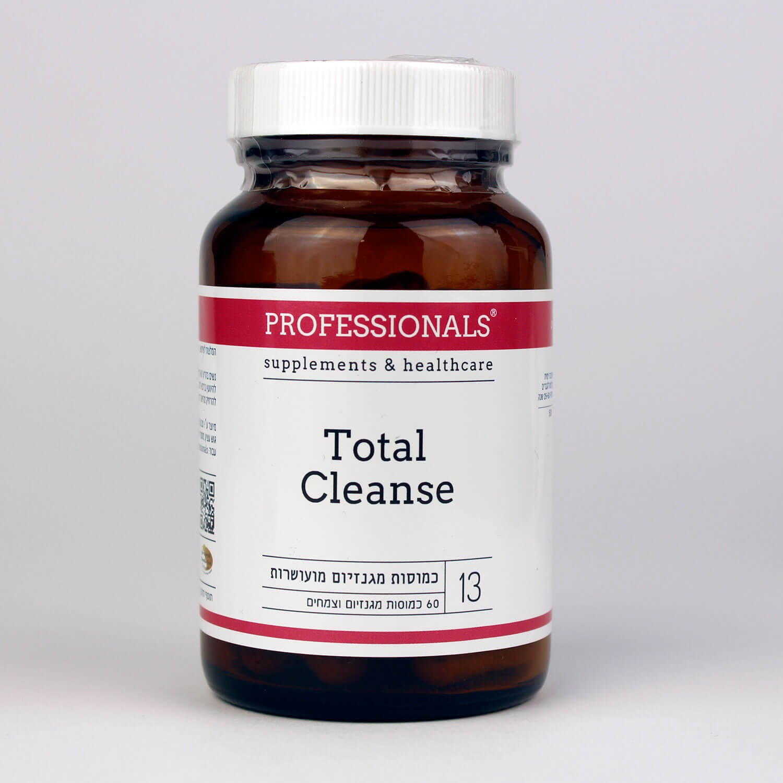 טוטאל קלינס - Total Cleanse