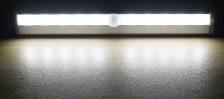 מנורת לד עוצמתית עם חיישן תנועה אוטומטי - מומלץ!