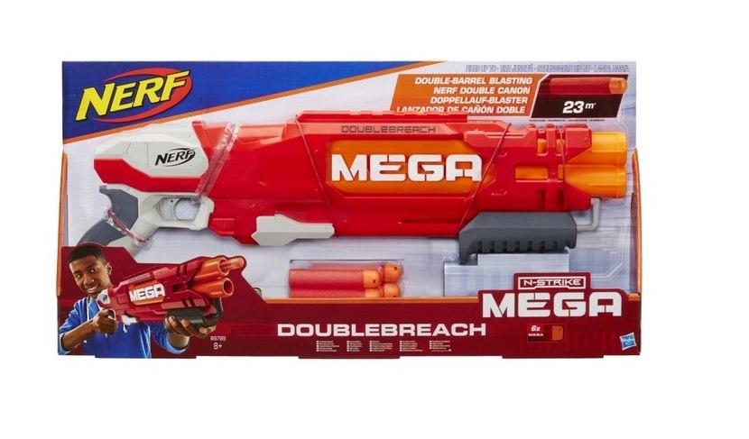 Nerf - MEGA DOUBLEBREACH