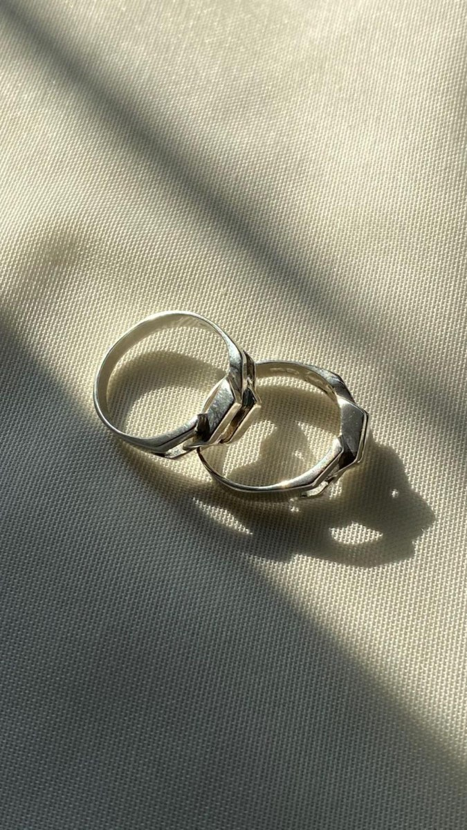 טבעת מונה כסף