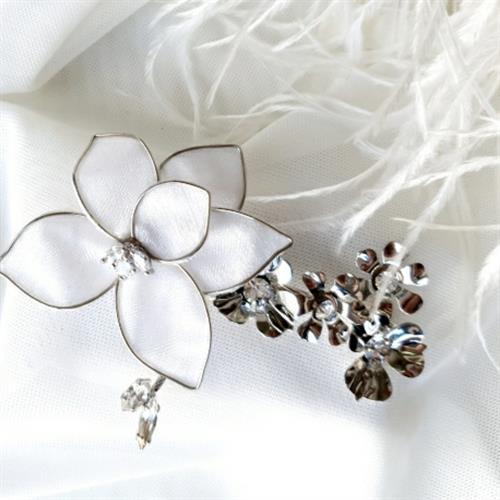 סיכת פרחים- עדן פרח