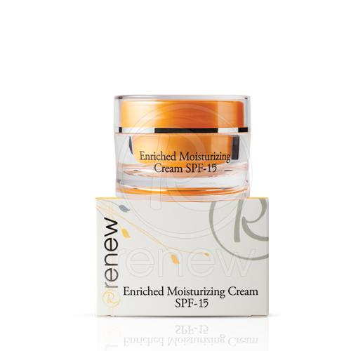 רניו קרם לחות מעושר SPF15 לעור יבש - Renew Enriched Moisturizing Cream SPF15