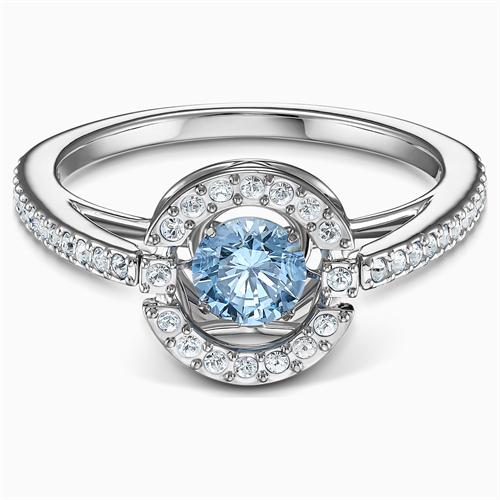 טבעת SWAROVSKI מקולקציית Sparkling DC