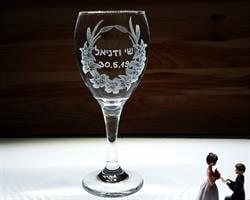 כוסות יוקרה| כוסות יין לחתונה