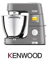 KENWOOD מיקסר שף Titanium Chef Patissier XL דגם KWL90.004.SI