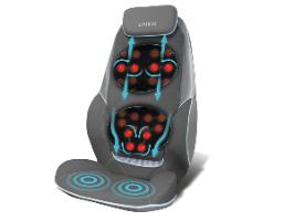 מכשיר עיסוי שיאצו מקס לגב HoMedics CBS-1800