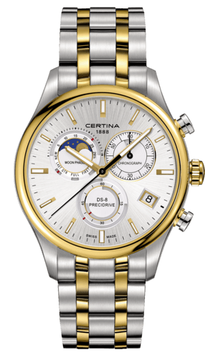 שעון סרטינה דגם C0334502203100 Certina