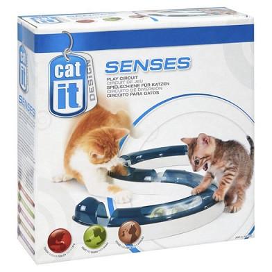משחק כדור מנצנץ Senses Cat it