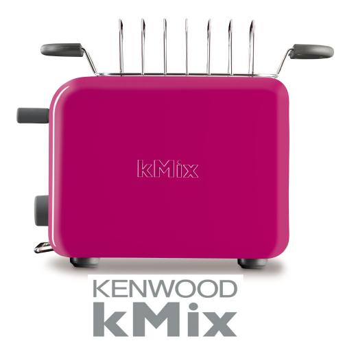 מצנם מפואר בסדרה צבעונית kMix מבית KENWOOD דגם: TTM029