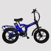 אופניים חשמליים שיכוך מלא Master 48V 19.8AH