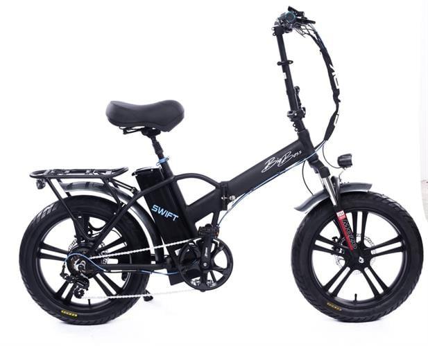 אופניים חשמליים BIG BOSS GOLD 48V