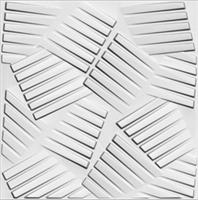 """חיפויי קיר תלת מימדי דגם ''jasper'' בגודל 100*100 ס""""מ"""