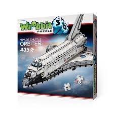 פאזל תלת מימד 435 חל מעבורת חלל