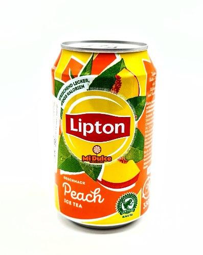 Lipton אייס טי אפרסק