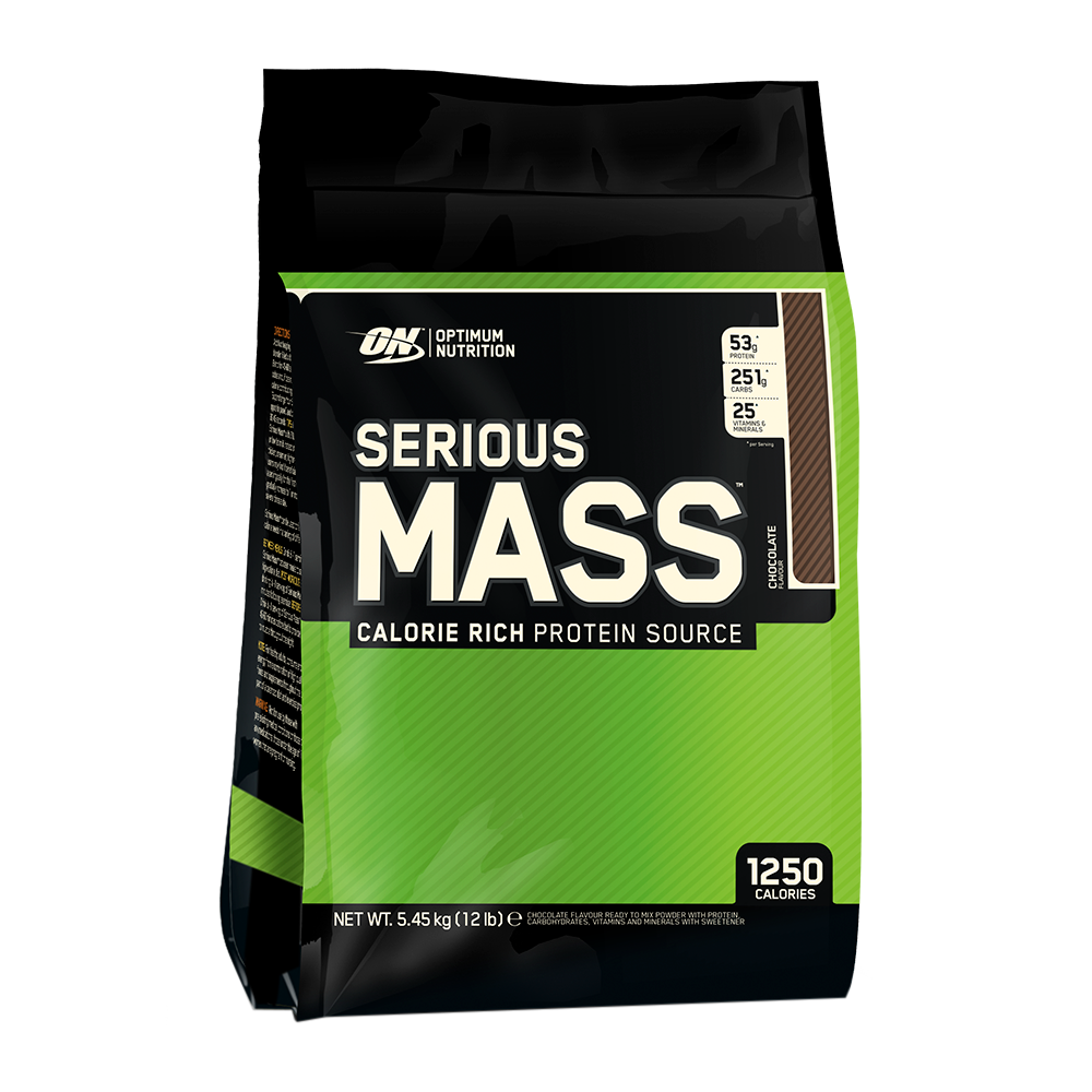סיריוס מאס 5.5 קג - Optimum Nutrition Serious Mass - אופטימום נוטרישן