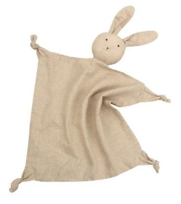 שמיכי ארנב אפור